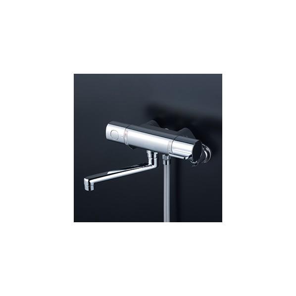 KVK サーモスタット式シャワー ワンストップシャワー付 FTB100KPFR3T 1個