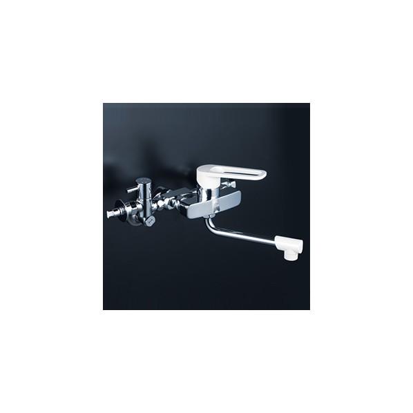 KVK 給湯接続専用シングルレバー式混合栓 寒冷地対応 MSK110KZYB 1個