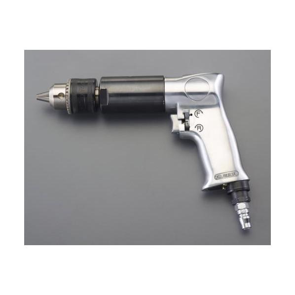 エスコ(esco) 13mm/ 500rpm エアードリル EA158EB-1 1台