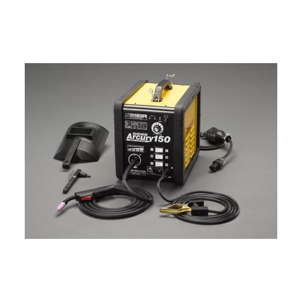 ※法人専用品※エスコ(esco) 単相100V・200V兼用 ノンガス半自動溶接機 EA315SA-1 1個