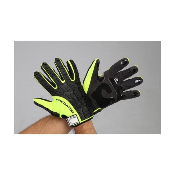 エスコ(esco) [L] 手袋(耐切創) EA354EA-33 1個