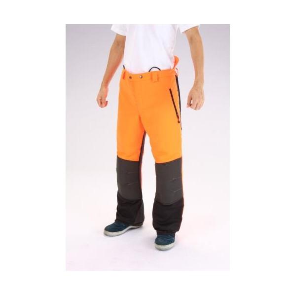エスコ(esco) [M] 保護ズボン(チェーンソー作業用) EA370EB-1 1個