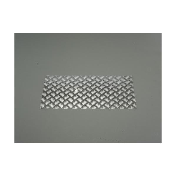 エスコ(esco) 900x450x 2.0mm アルミ板(縞板) EA441VE-8 1個