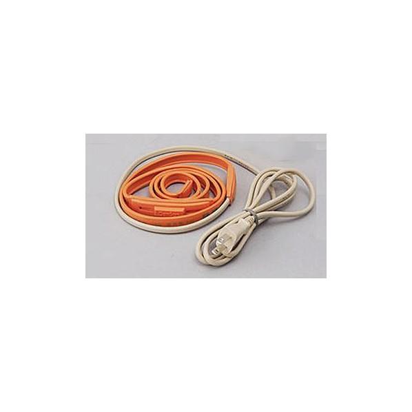 エスコ(esco) 150W/10m 水道凍結防止帯(金属配管用) EA468L-110 1個