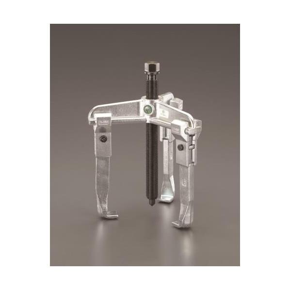 ※法人専用品※エスコ(esco) 375mm スライドプーラー(3本爪) EA500AR-375 1台