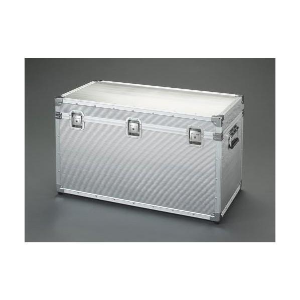 エスコ(esco) 750x400x450mm アルミケース EA502AC-1 1個