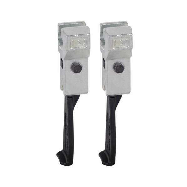 エスコ(esco) 100mm[EA500CD-90/120用]アーム(2本組/超薄爪) EA500CD-1 1組