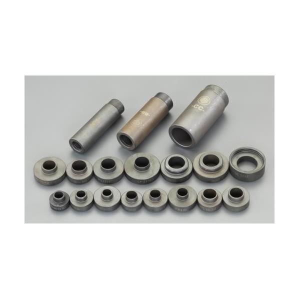 エスコ(esco) 10-25mm ベアリング挿入工具セット EA510ZE-1 1個