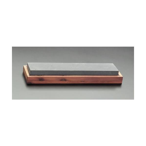 非売品 エスコ(esco) 150x50x13mm 油砥石・天然(極細目) EA522AE-22A 1個, 筆心工房 53522b4e