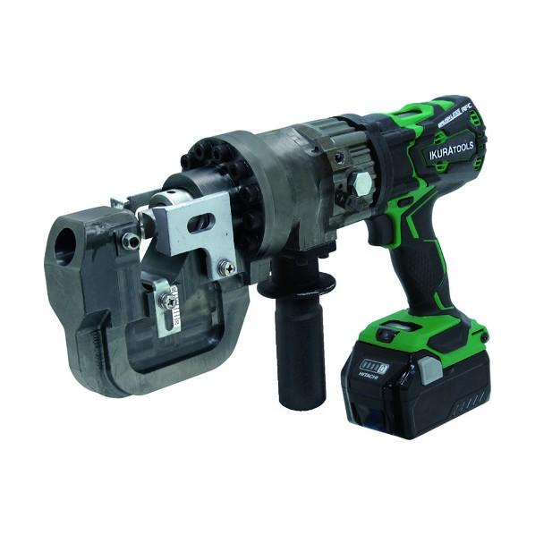 育良 育良 コードレスパンチャー(50154) 540 x 610 x 170 mm 油圧工具