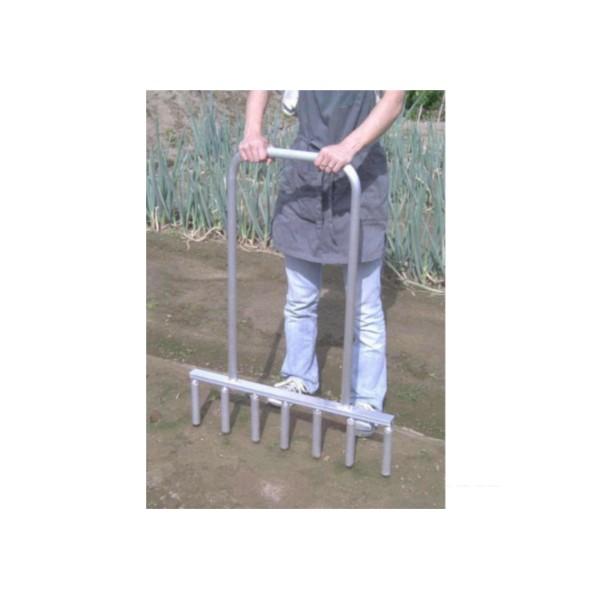 ミツル アルミ製定植用下穴開け器 MA-TA 1台
