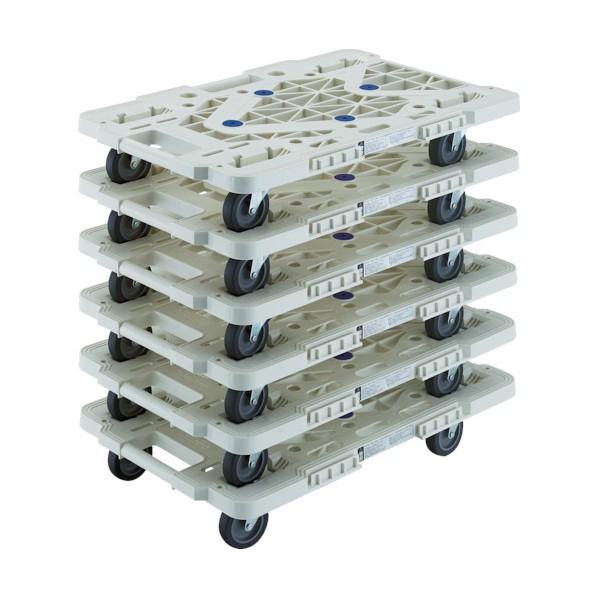 トラスコ(TRUSCO) TRUSCO ルートバン まとめ買い MPK-600J-W 6台セット MPK-600J-W-M6 1台