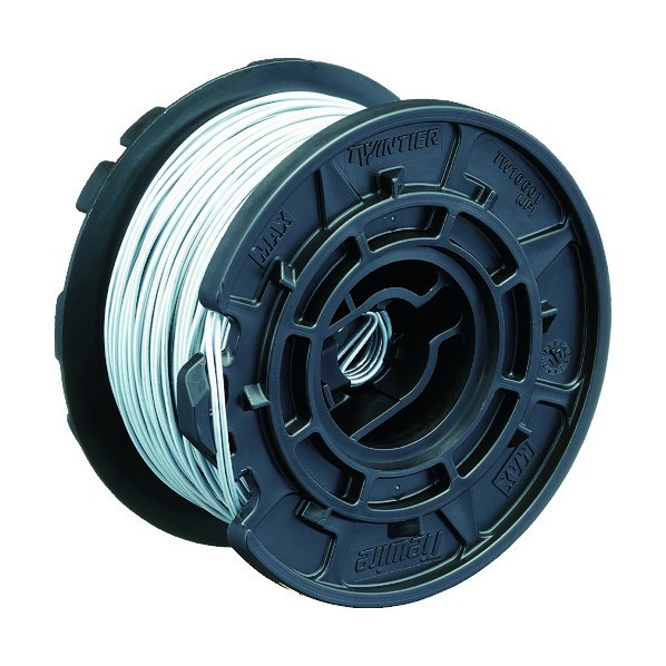 MAX MAX タイワイヤ 亜鉛メッキ線 φ1.0mm RB-440用 (30巻入) 270×182×247MM TW1060T-EG(JP) 30巻