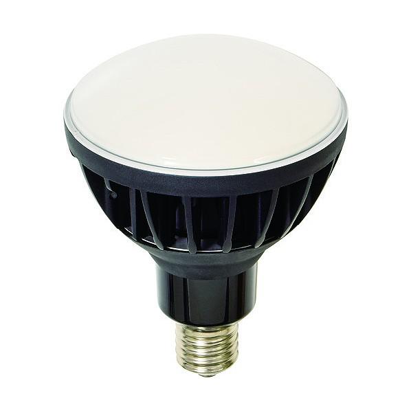 日動 日動 LED交換球 ハイスペックエコビック50W E39 本体黒 175 x 175 x 240 mm 作業灯・照明用品