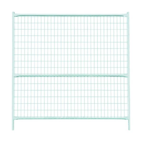 グリーンクロス グリーンクロス メッキオールネットフェンス(大) 1800 x 40 x 1800 mm 1