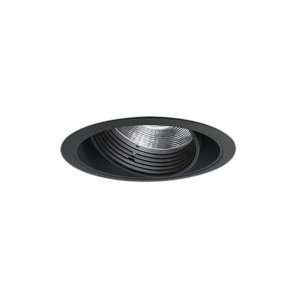 Panasonic/パナソニック TOLSO SERIES LEDダウンライト 250形 φ125 中角 一般光色 ブラック 温白色 NTS62172B 1台