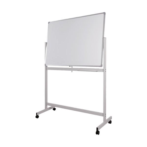 WRITEBEST 回転ボード両面  白×白  1620 x 956 x 79 mm 文具・事務用品