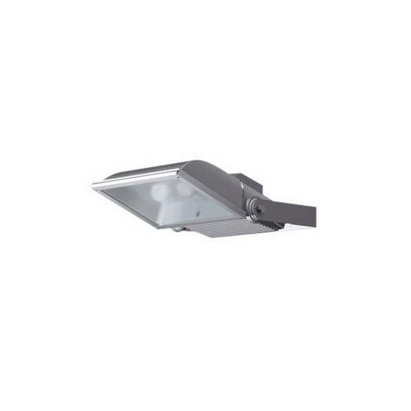 Panasonic(パナソニック) LEDモールライト 駐車場用 電源内蔵型 水銀灯200形 ワイド配光 シルバーメタリック 昼白色 NNY24914LE9 1台