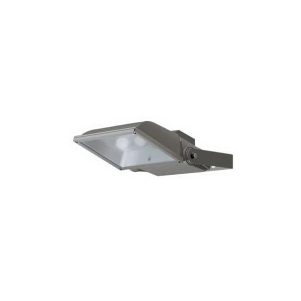 Panasonic(パナソニック) LEDモールライト 駐車場用 電源内蔵型 水銀灯200形 ワイド配光 ミディアムグレーメタリック 昼白色 NNY24915LE9 1台