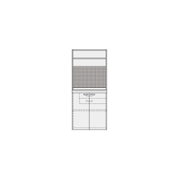 サカエ ピットイン カラー:パールホワイト 外寸(間口W×奥行D×高さH)(mm):900×650×2000 PN-H94PW 1台 0