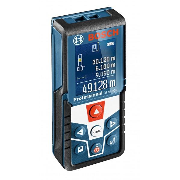 手数料無料 ボッシュ レーザー距離計 お買得セット GLM500J2 激安 激安特価 送料無料 1台 45x106x24mm
