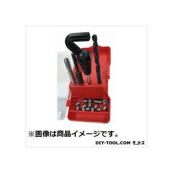 リコイルジャパン トレードシリーズリコイルキット(M10-1.50)/潰れたネジ山の補修工具セット 35108 1個