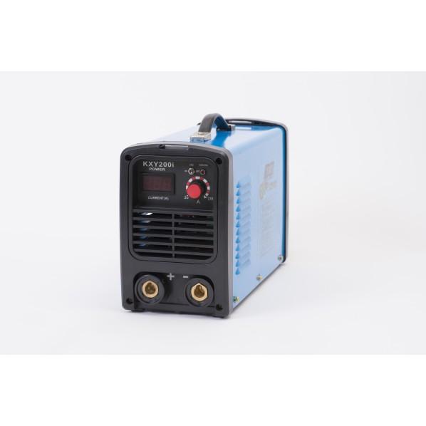 キシデン工業 直流インバータ溶接機 200V専用機 W138×H206×D390 KXY-200i 1台