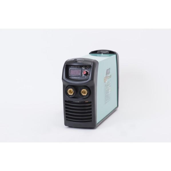 キシデン工業 直流インバータ溶接機 100/200V兼用機 W116×H232×D405 KXY-16/12i 1台
