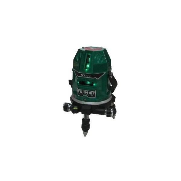 キシデン工業 【軽天向け】 レーザー墨出し器(グリーンレーザー) W115xH180mm LTK-G410P 1台