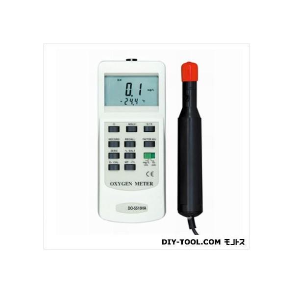 マザーツール デジタル溶存酸素計 W78XH180XD32mm DO-5510HA 1個