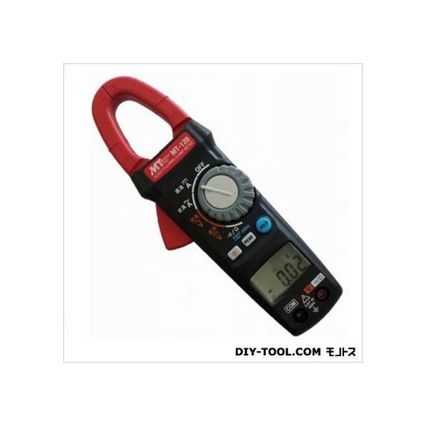 マザーツール AC/DCデジタルクランプメーター 62(W)×210(H)×36(D)mm MT-120 1個