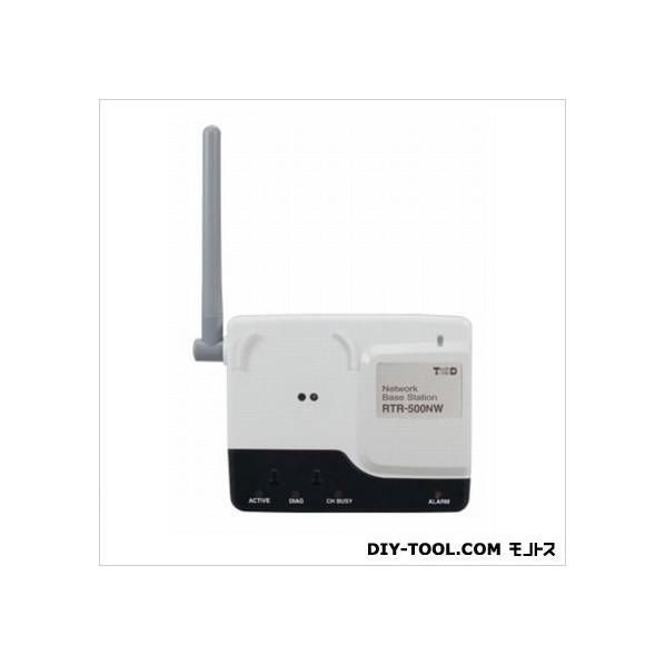 ティアンドデイ ネットワークベースステーション/有線LAN H 83 mm x W 102 mm x D 28 mm RTR-500NW 1台