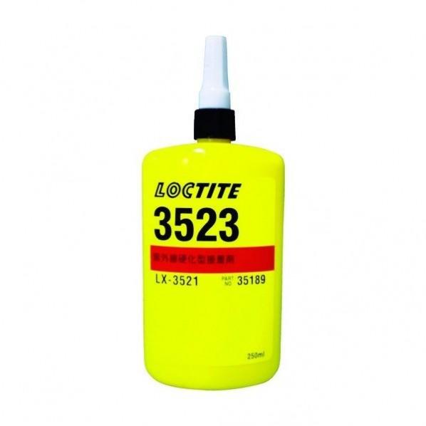 ロックタイト ロックタイト 紫外線硬化接着剤 3523(LX-3521) 250ml 91 x 43 x 218 mm 10