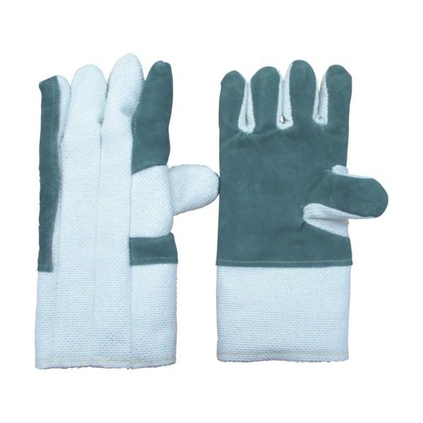 ニューテックス ニューテックス  ゼテックスレザーパーム 手袋 35cm 340 x 290 x 185 mm 1
