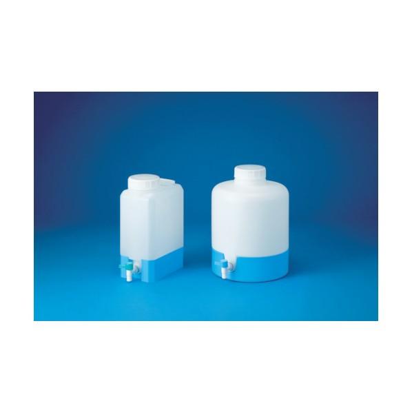 NIKKO NIKKO テーパージャー角型20L 215 x 425 x 520 mm ボトル・容器