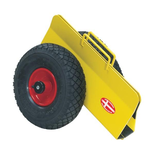 RAVENDO RAVENDO スチール製プレート運搬車 W/AUTO CLAMP 0-70 360 x 295 x 450 mm 142656 運搬台車