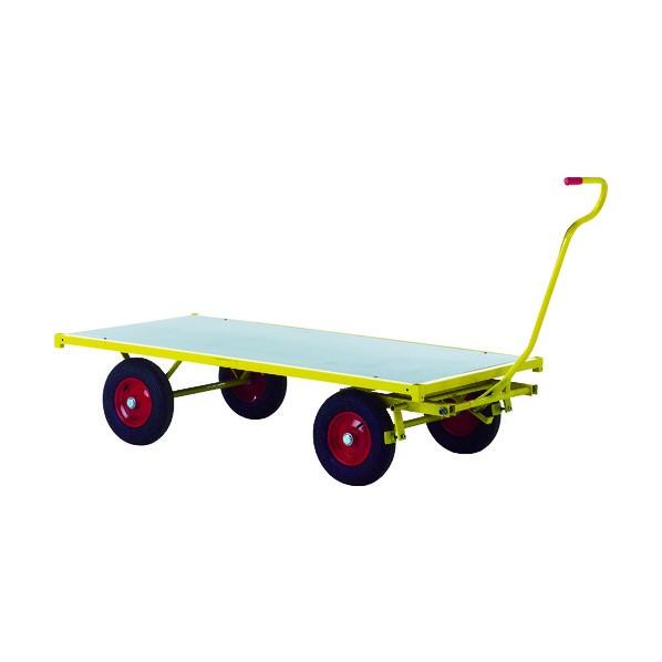RAVENDO RAVENDO 大型重量運搬車 TW1500 穴なしハンドル 144005 運搬車輌機器