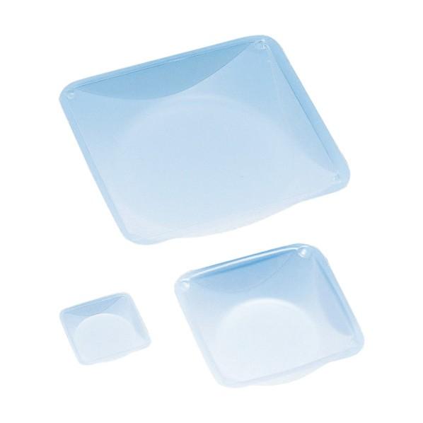 サンプラ サンプラ 秤量皿L(バランストレー)500枚入り 180 x 240 x 300 mm 理化学・クリーンルーム用品 500枚