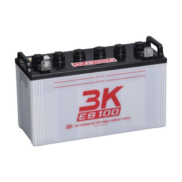 シロキ シロキ 3K EBサイクルバッテリー EB100 LL端子 7631015 1個