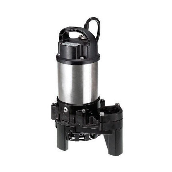 ツルミ ツルミ 樹脂製雑排水用水中ハイスピンポンプ 60HZ 60Hz 430 x 255 x 207 mm 50PN2.75 1個