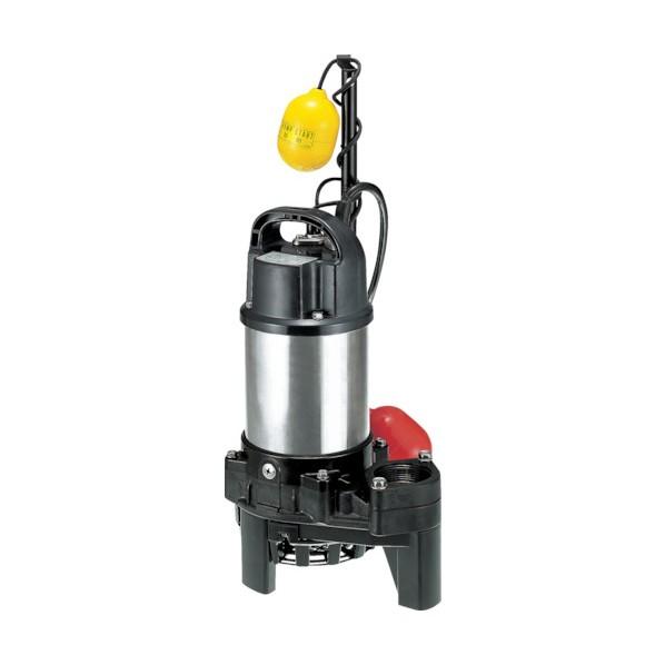 ツルミ ツルミ 樹脂製雑排水用水中ハイスピンポンプ 60HZ 口径50mm 単相100V 60Hz 430 x 255 x 207 mm 1個