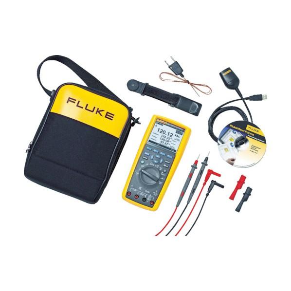 FLUKE FLUKE デジタルマルチメーター289/FVF標準付属品 273 x 308 x 90 mm 289/FVF 1