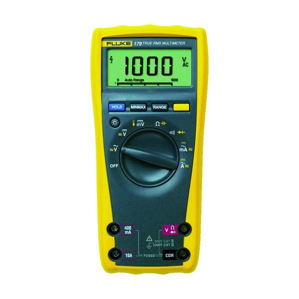 FLUKE デジタル マルチメーター 予約販売品 真の実効値 バックライト仕様 mm x 155 245 85 公式ストア