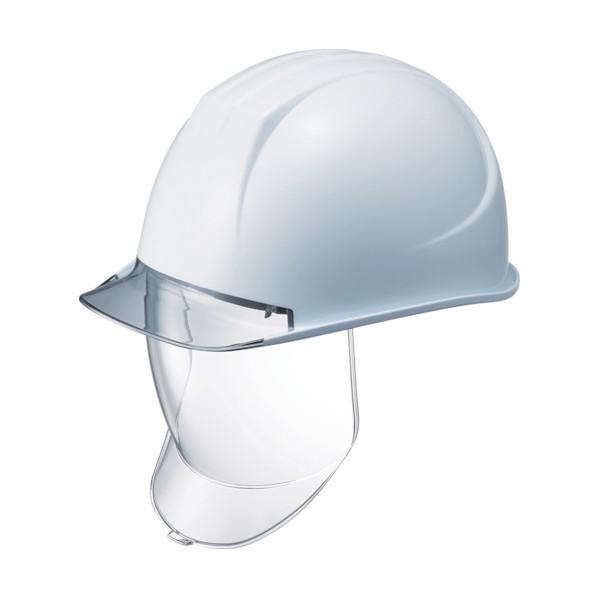 大型シールド面付 mm x x 透明ひさし付 タニザワ 238 164 タニザワ ヘルメット・軽作業帽 溝付 特大型ヘルメット 310