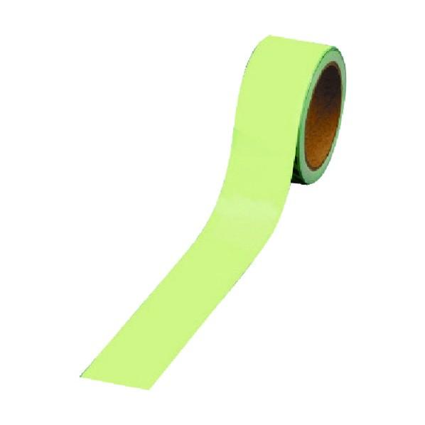 ユニット 蓄光テープ50mm巾 824-51