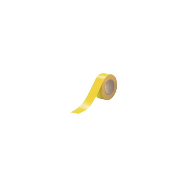 ユニット 蛍光ユニテープ(黄)蛍光フィルム50mm幅×20m巻 863-19