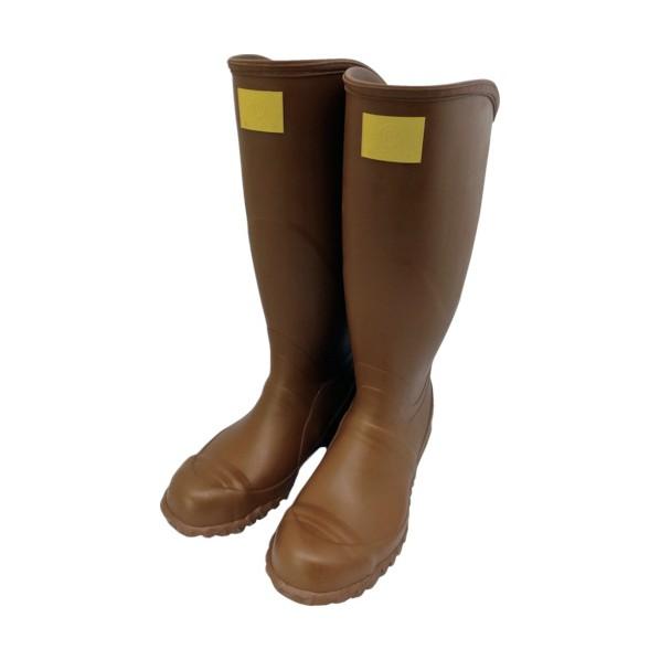 ワタベ ワタベ 電気用ゴム長靴(先芯入り)27.5cm 530 x 350 x 130 mm 242-27.5 1