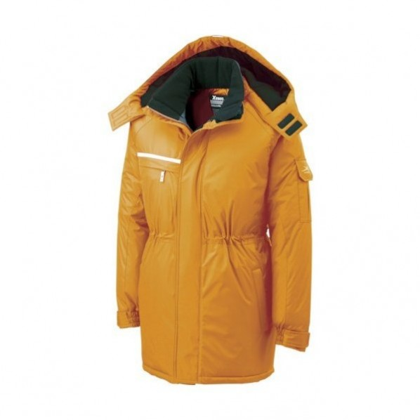 ジーベック ジーベック 581581防水防寒コート オレンジ LL 600 x 410 x 58 mm 581-82-LL 10点