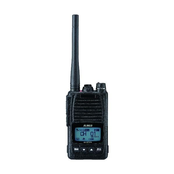 x    1014  145 アルインコ   x DJDPS70KB 75 mm 安全用品  265  デジタル簡易無線機