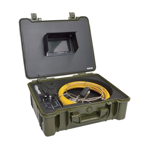 Dino‐Lite Dino‐Lite 配管用内視鏡スコープpremier20Mメーターカウンター付 560 x 580 x 270 mm CARPSCA21 水道・空調配管用工具
